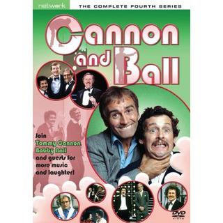 Cannon and Ball - The Complete Series 4 [DVD]